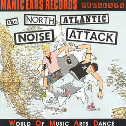 THE NORTH ATLANTIC NOISE ATTACK